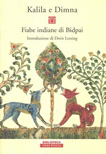 Kalila e Dimna - Fiabe indiane di Bibpai (Italian Edition)